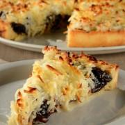 Moema Natural Chef - Cassia Borges Torta de Coco