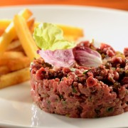 Le Bife Chef - Erick Jacquin Steak Tartar de Filet Mignon