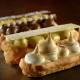 Sweet Café Chef Arnor Porto Éclairs